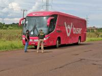 MS: Agepan multa ônibus a serviço do aplicativo Buser em Campo Grande