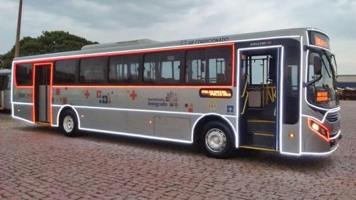 SP: Hortolândia inicia operação com ônibus natalino nesta sexta-feira