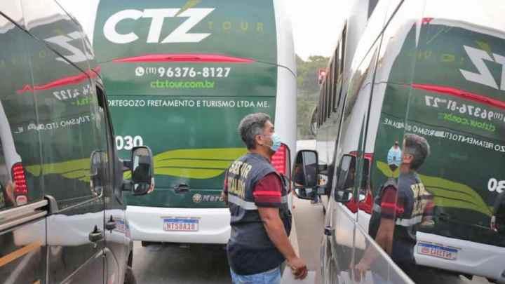 SP: Prefeitura de Santos disponibiliza barreiras sanitárias neste fim de semana