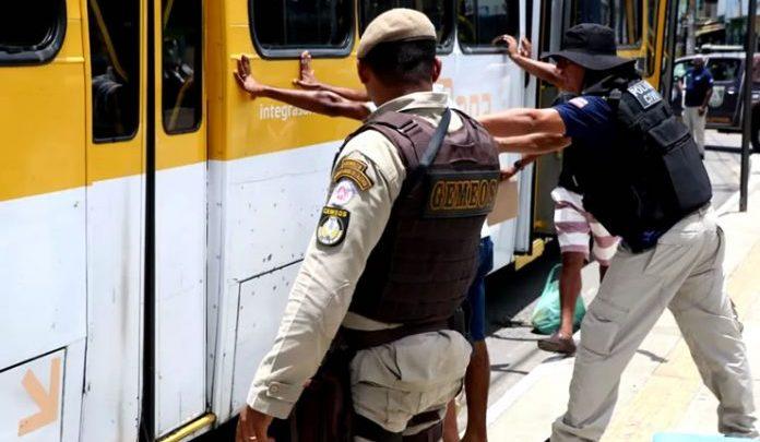 Salvador completa três dias sem registro de roubo a ônibus