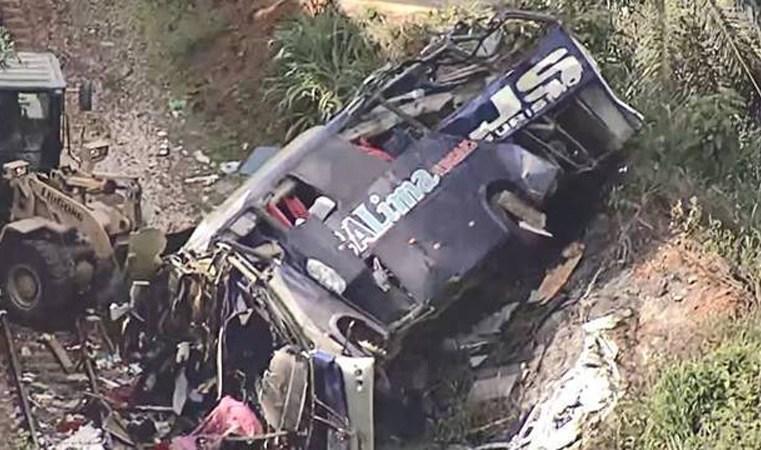 MG: Polícia Civil interdita a BR-381 para o trabalho de reconstituição do acidente ocorrido em João Monlevade