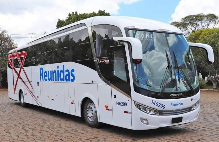 Reunidas Paulista incorpora 4 novos ônibus Invictus 1200 Scania