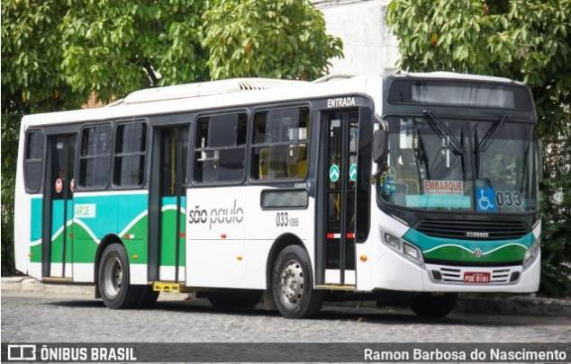 Tarifa de ônibus metropolitano de Fortaleza têm reajuste a partir de segunda-feira 11