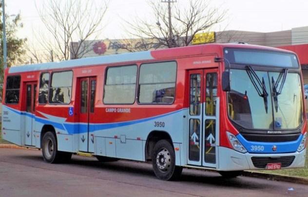 Campo Grande: Idoso acaba preso por não utilizar máscara em ônibus