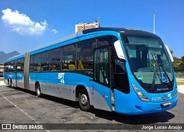 BRT Rio volta ser alvo de reclamações nesta quinta-feira