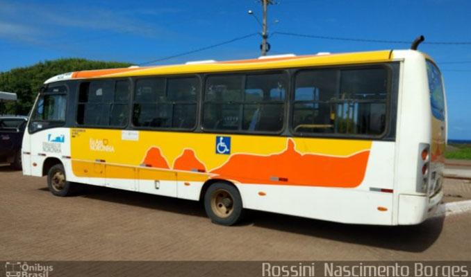PE: Fernando de Noronha suspende a circulação de ônibus por conta da Covid-19