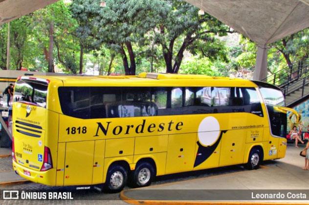 Rodoviária de Fortaleza segue com movimento intenso nesta segunda-feira