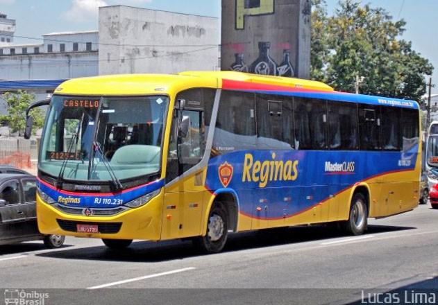 RJ: Auto Viação Reginas anuncia o retorno de diversas linhas intermunicipais