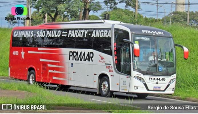 Primar Turismo inicia operação em linhas ligando São Paulo até a Costa Verde Fluminense