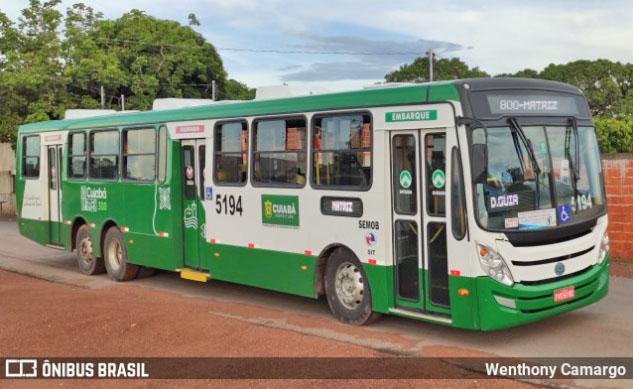 Prefeito de Cuiabá anuncia mais de 100 novos ônibus e 50% da frota climatizada já para o mês de maio