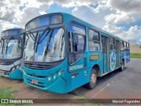 MG: Funcionários da Autotrans realizam paralisação em Uberlândia nesta manhã
