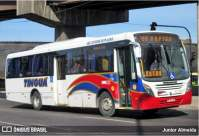 RJ: Ônibus da Transportadora Tinguá pega fogo na Baixada Fluminense. Entenda a situação