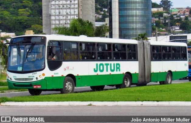 SC: Jotur faz novas ampliações de horários entre Florianópolis e Palhoça