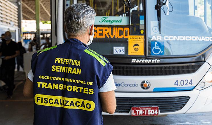 RJ: Prefeitura de São Gonçalo segue com fiscalizações de ônibus