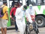 Manaus: Idoso chega desmaiado em ônibus no Hospital 28 de agosto neste sábado