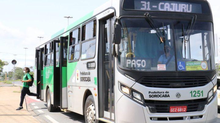 SP: Sorocaba anuncia ampliação de linhas de ônibus no Cajuru e São Bento