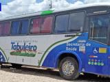CE: Tabuleiro do Norte incorpora ônibus para a Secretaria de Saúde