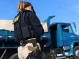 PRF prende homem após roubar ônibus em Aracaju