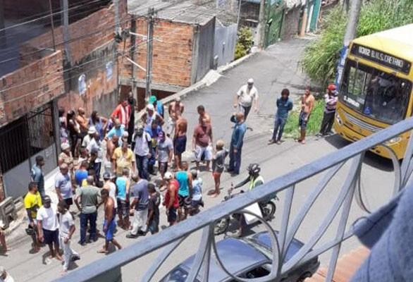 Salvador: Rodoviário é assassinado em Boa Vista de São Caetano