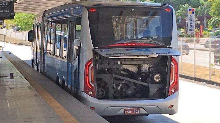 BRT Rio volta ser alvo de reclamações de passageiros nesta quinta-feira