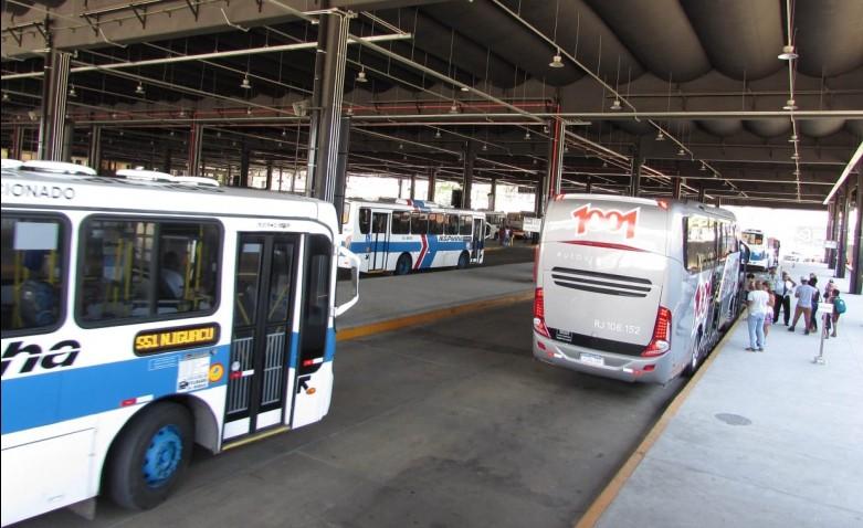RJ: Rodoviárias da Baixada Fluminense mantêm programação de ônibus durante o carnaval