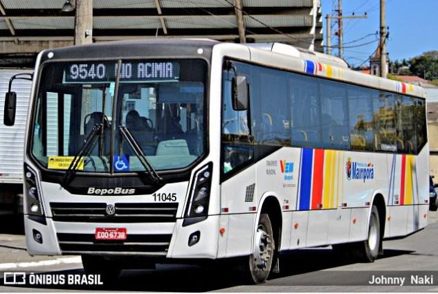 SP: Mairiporã divulga novos horários dos ônibus urbanos