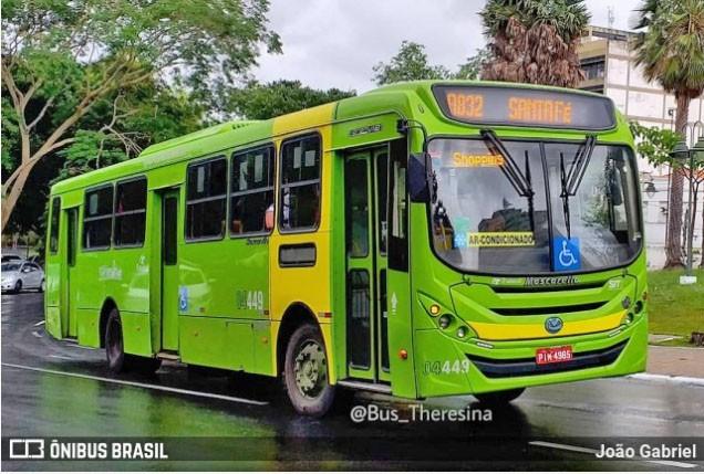 Teresina: Setut informa que não solicitou reajuste na tarifa de ônibus