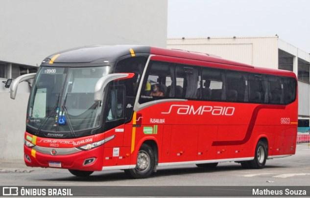 Rio: Viação Sampaio realiza o transporte de delegação do Inter até o Maracanã neste domingo