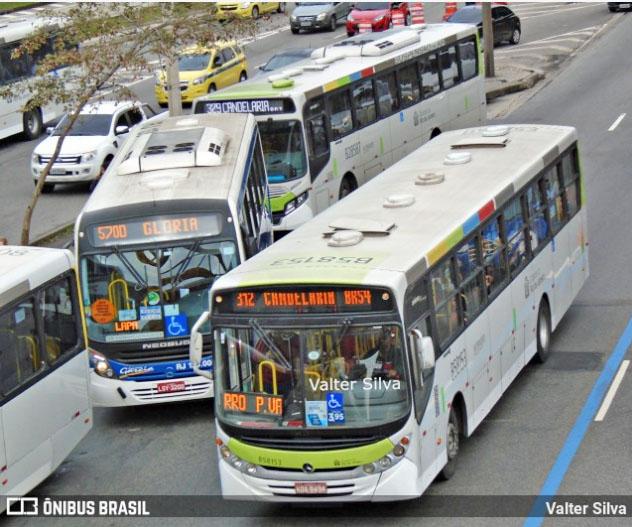 Alta do diesel torna insustentável operação das empresas no Rio de Janeiro, diz Fetranspor