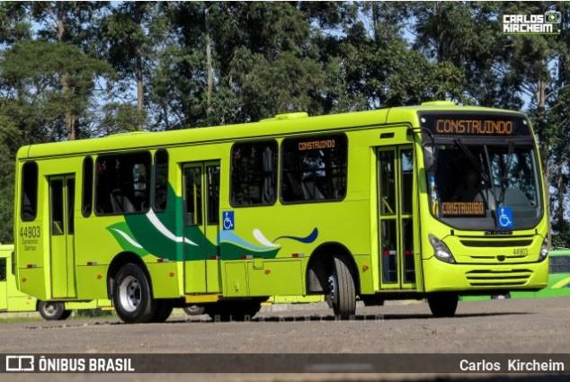 Foz do Iguaçu divulga lista de alunos da rede estadual que tiveram Cartão Único Estudantil renovado