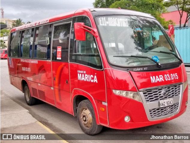 RJ: Maricá anuncia mudanças em linhas de ônibus para os próximos dias