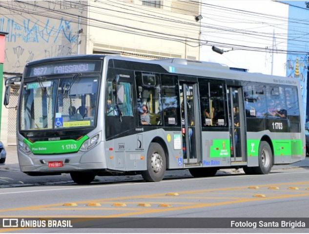 São Paulo: Paralisação de funcionários da Santa Brígida atinge linhas na Zona Oeste e Norte