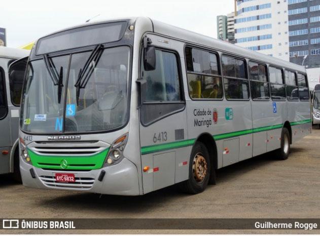 Maringá: Paralisação de Rodoviários entra no 5º dia e mais ônibus estão circulando por decisão judicial