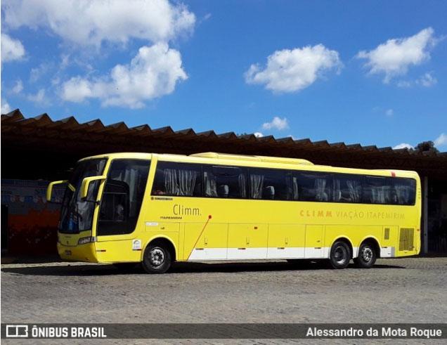 BA: Ônibus da Viação Itapemirim é assaltado em Alagoinhas
