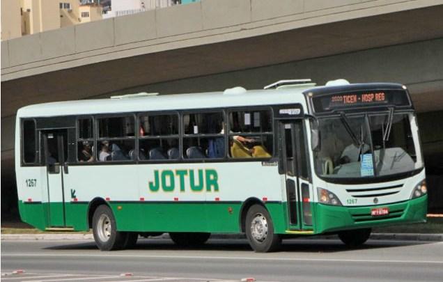 SC: Jotur amplia horários de ônibus para volta às aulas