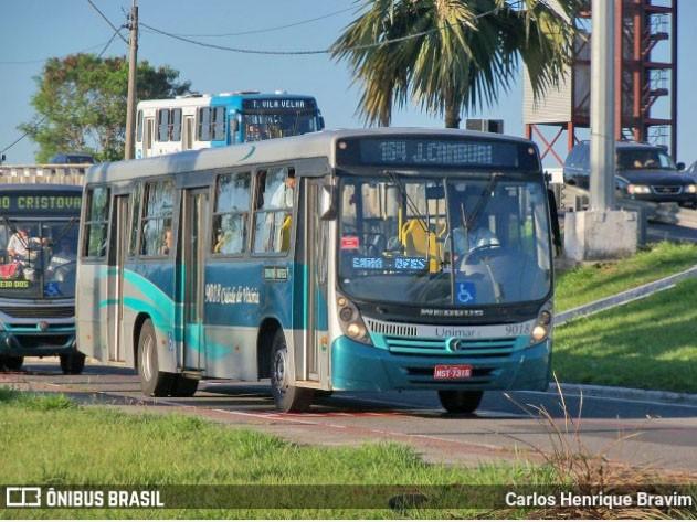 Tarifa de ônibus municipal de Vitória sobe para R$ 4 neste domingo