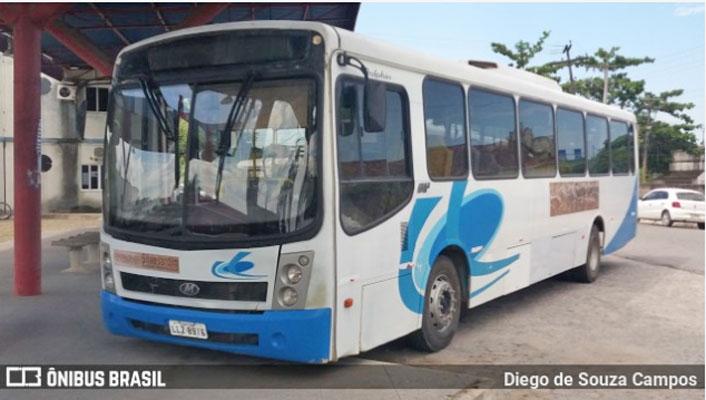 RJ: Passageiros relatam a falta de ônibus na cidade de Silva Jardim durante o carnaval