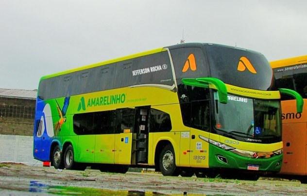 Viação Amarelinho deve iniciar operação no trecho Belo Horizonte x Brasília em breve
