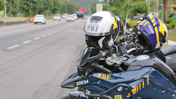 RJ: PRF divulga o balanço de crimes cometidos em janeiro nas rodovias fluminenses