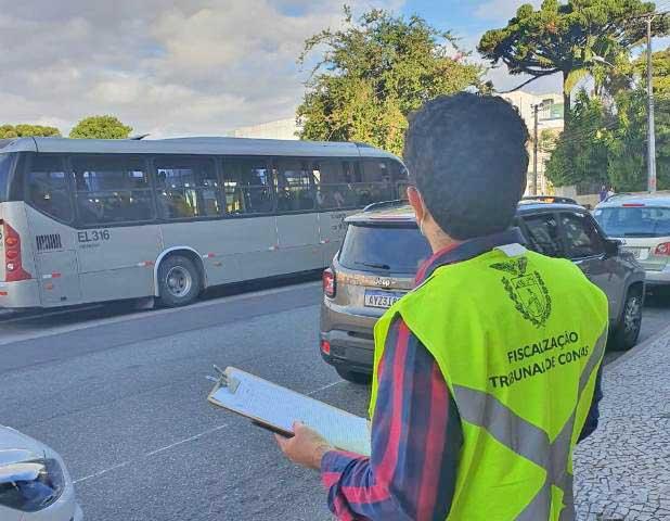 PR: TCE diz que vai apresentar à justiça relatório sobre os riscos de contaminação nos ônibus