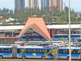 Rio: Guardas municipais prendem no Terminal Alvorada homem que agrediu motorista do BRT