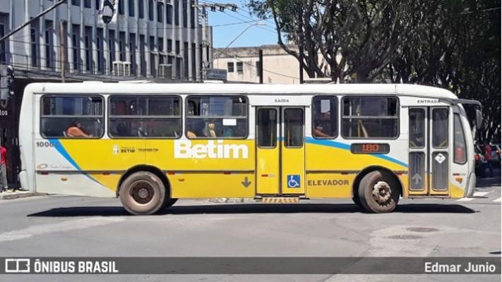 MG: Prefeitura de Betim anuncia reajuste de  de 6,4% na tarifa de ônibus para esta quinta-feira dia 1º