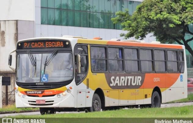 MG: Funcionários da Saritur denunciam a ausência de cobradores nos ônibus em Timóteo