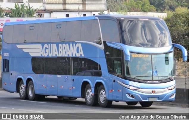 RJ: Aguia Branca ganha mais passageiros que a 1001, na linha Nova Iguaçu x São Paulo