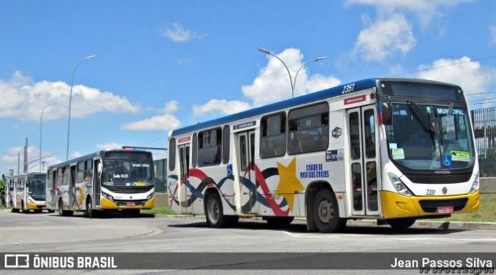 SP: Mogi das Cruzes amplia ônibus nos horários de pico para combater aglomerações
