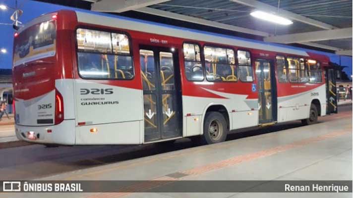 Campo Grande: Trabalhadores terão que fazer cadastro para usar ônibus após às 21h por conta das restrições no transporte