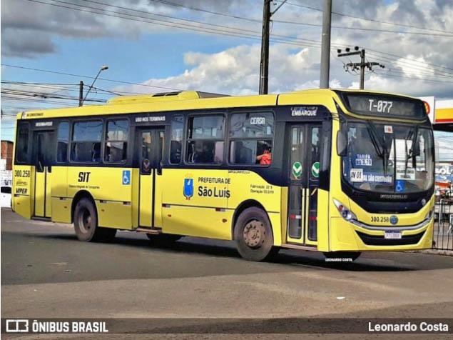 São Luís: MP apura cumprimento de medidas sanitárias por concessionárias de transportes públicos