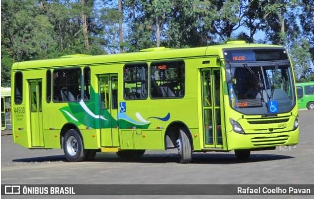 Foz do Iguaçu publica decreto onde determina toque de recolhe e pede que 100% da frota de ônibus esteja nas ruas
