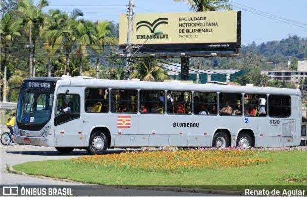 SC: Blumenau revoga decreto e transporte coletivo terá operação neste fim de semana