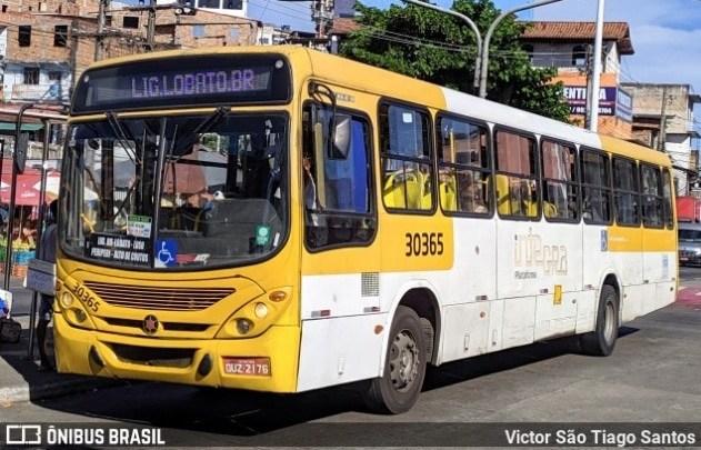 BA: Ônibus segue com restrições a noite até o dia 15 de março em Salvador e região metropolitana
